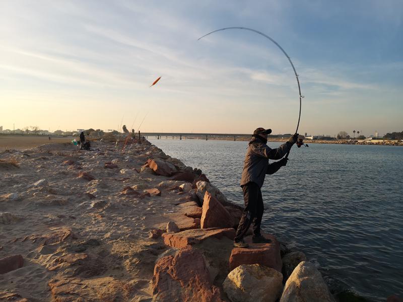 Los Paseantes más Lanzadores y más Pescadores – Chinesteta ®
