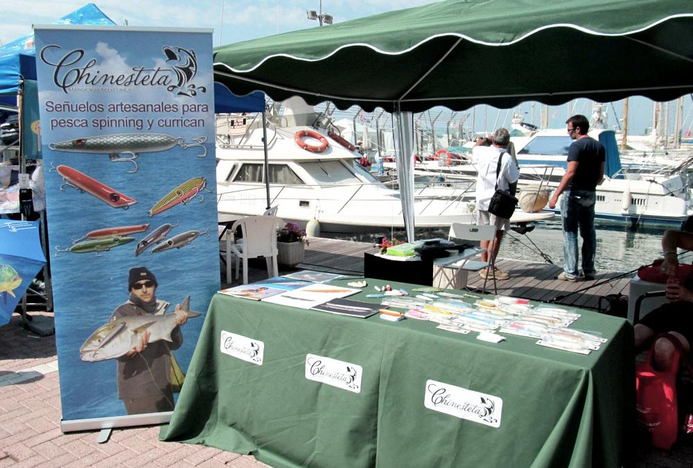 Chinesteta sponsors 11 fishing clubs in 2017