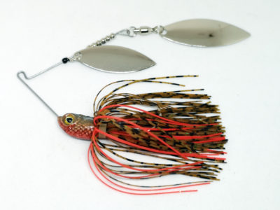 spinnerbait bass