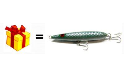 Regalos para pescadores