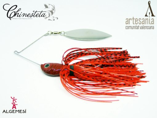 Pesca bass spinnerbait