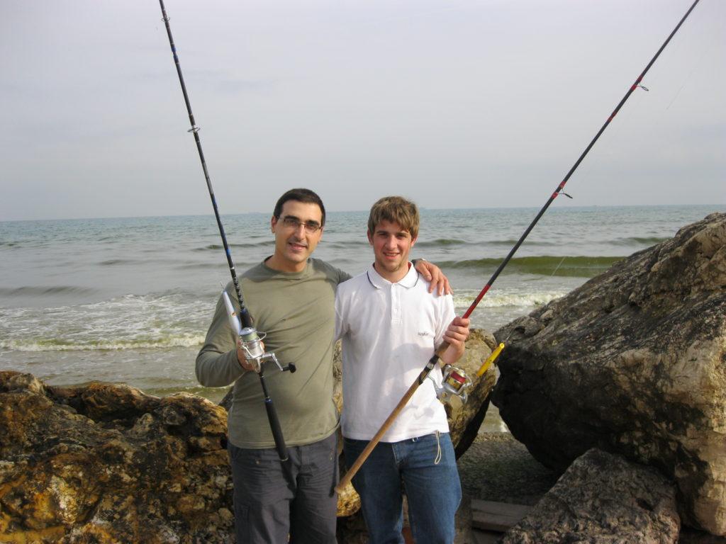 pescadores chinesteta